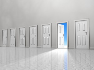 Push data center developers through the door